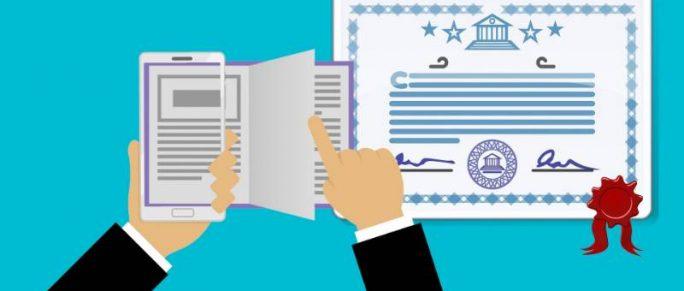 diploma online economico